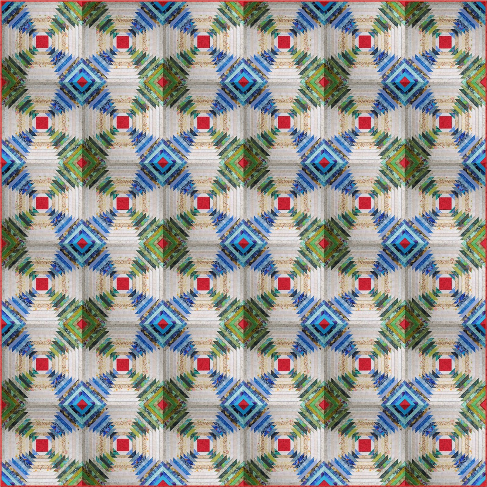 "Pineapple Pattern Best Of Cheeky Cognoscenti Farmer S Wife ""storm at Sea "" Farmer S Of Amazing 47 Images Pineapple Pattern"