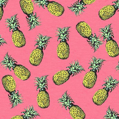 Pineapple Pattern Best Of Fresh Pineapple Art Print Of Amazing 47 Images Pineapple Pattern