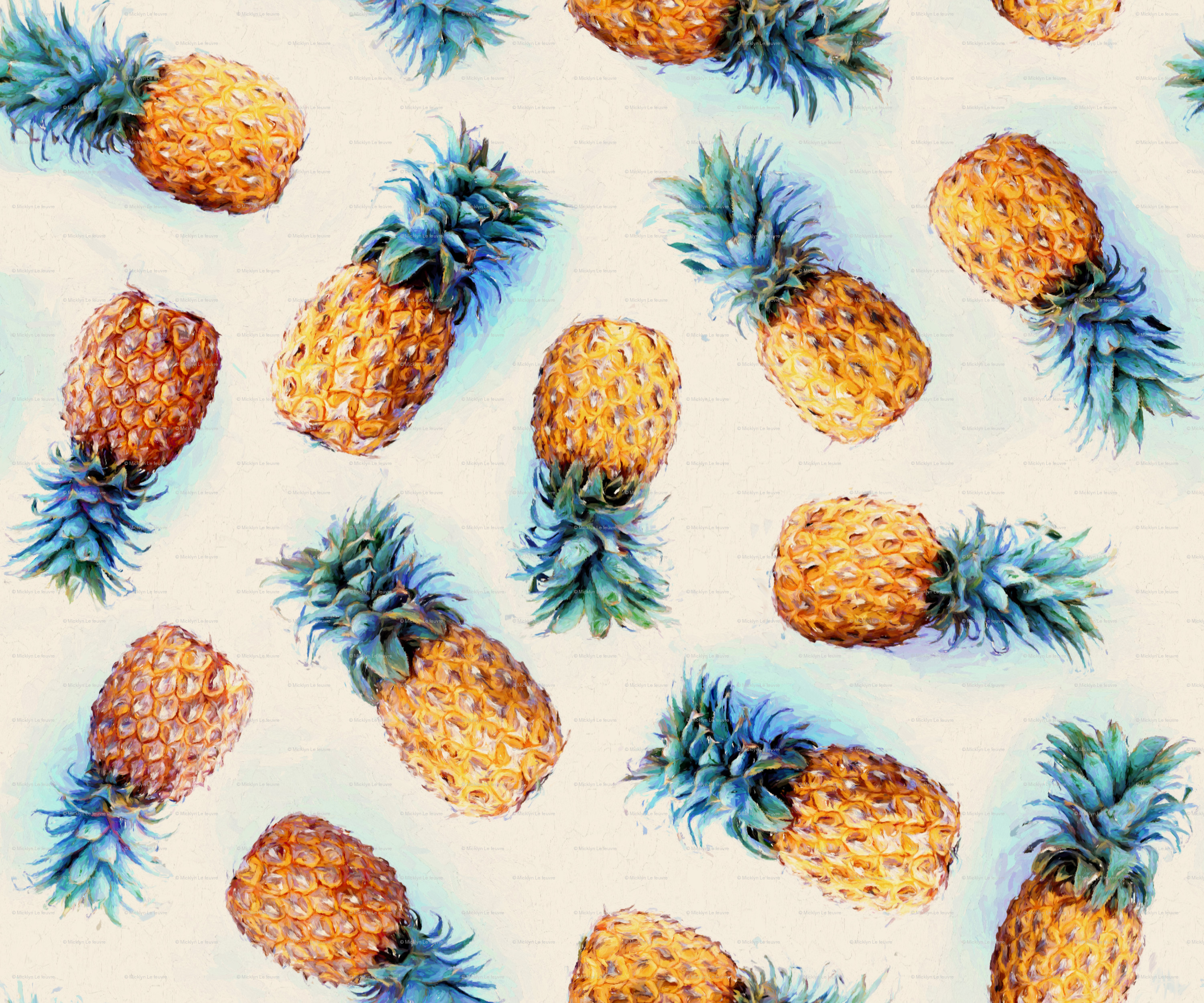 vintage pineapple wallpaper patterns pineapple pattern