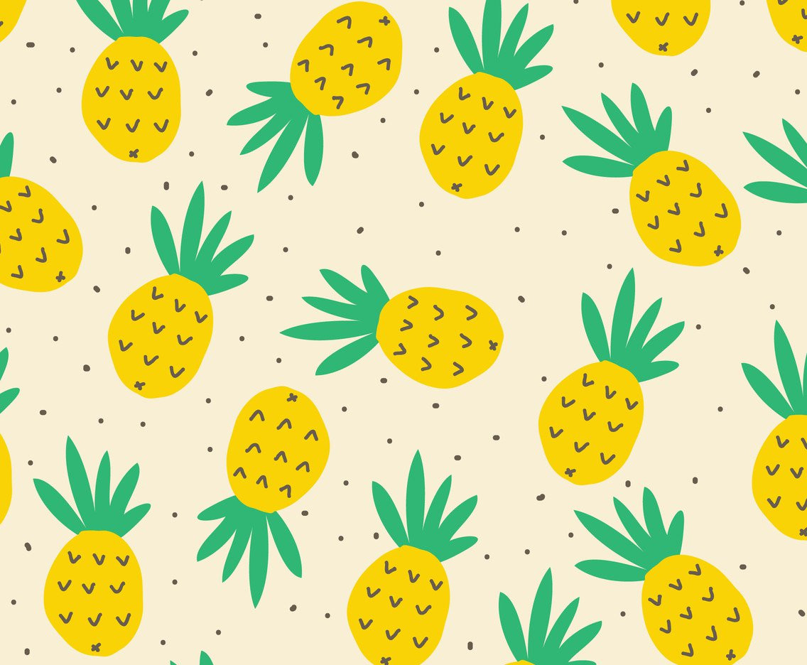 Pineapple Pattern Lovely Funny Pineapple Pattern Vector Art & Graphics Of Amazing 47 Images Pineapple Pattern
