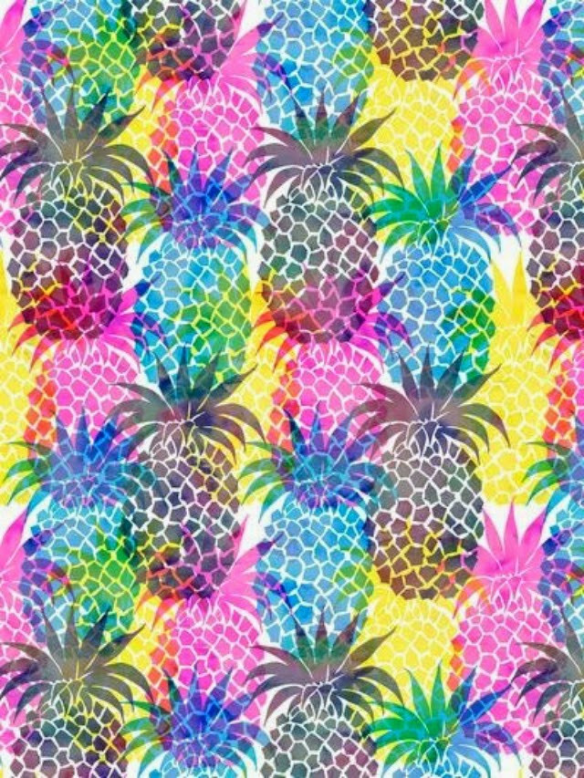 Pineapple Pattern Lovely Just Us Gals Pretty Pineapple Prints Of Amazing 47 Images Pineapple Pattern