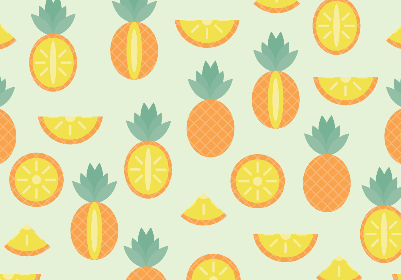 Pineapple Pattern Unique Pineapple Pattern Download Free Vector Art Stock Of Amazing 47 Images Pineapple Pattern