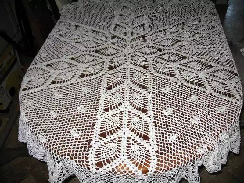 Pineapple Tablecloth Crochet Pattern Free Best Of Oval Crochet Tablecloth Craft Ideas Of Perfect 41 Images Pineapple Tablecloth Crochet Pattern Free