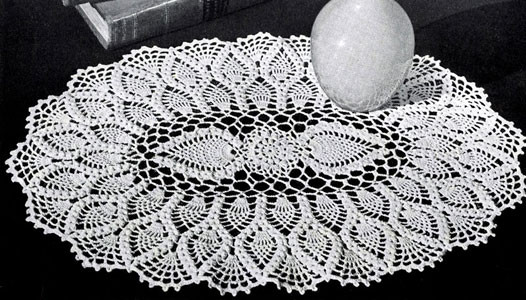 Pineapple Tablecloth Crochet Pattern Free Elegant 15 Crochet Doily Patterns Of Perfect 41 Images Pineapple Tablecloth Crochet Pattern Free