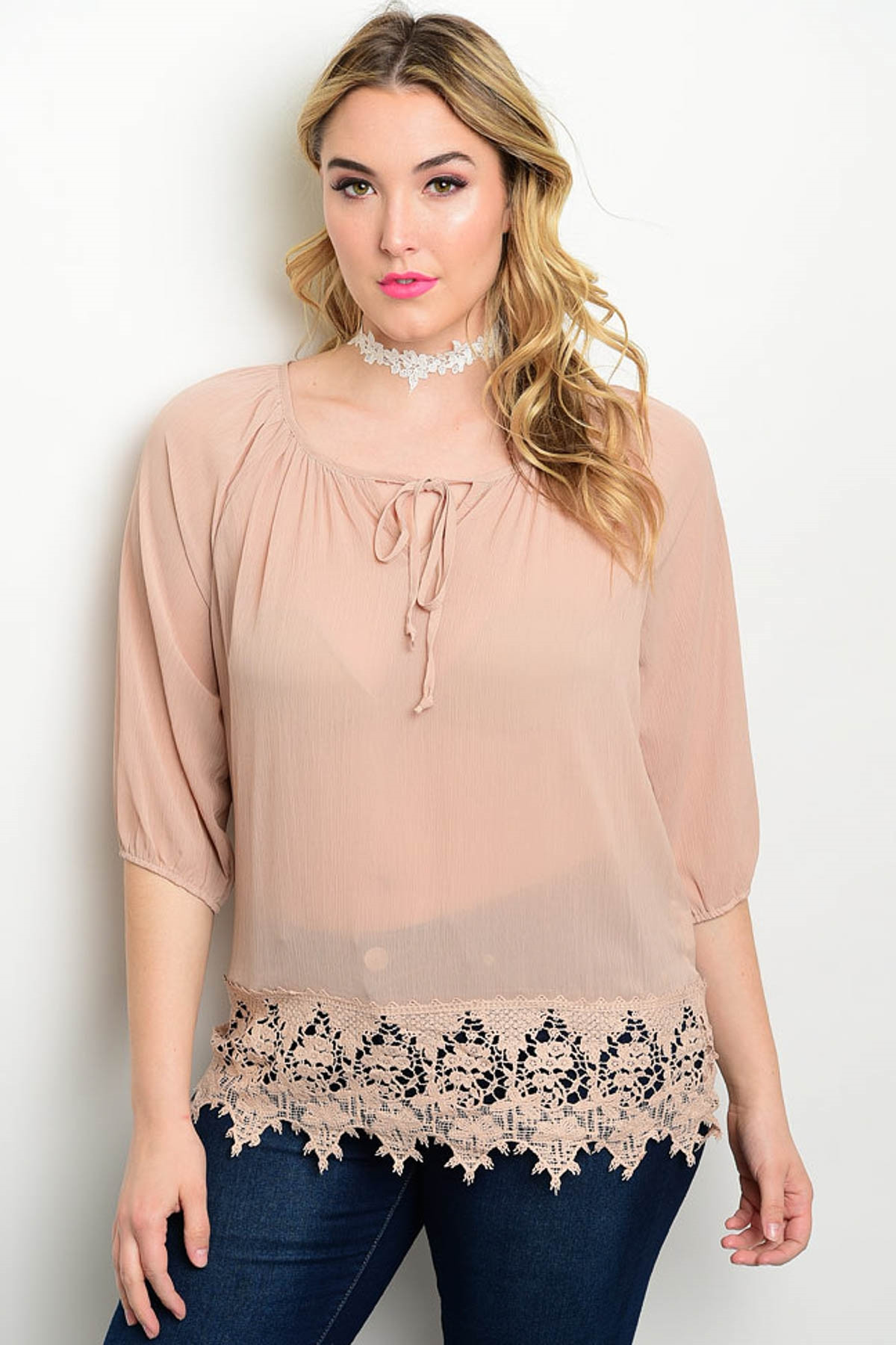 Plus Size Crochet Awesome S10 20 5 T158x Tan Plus Size Crochet top 2 2 2 Of Gorgeous 50 Pictures Plus Size Crochet
