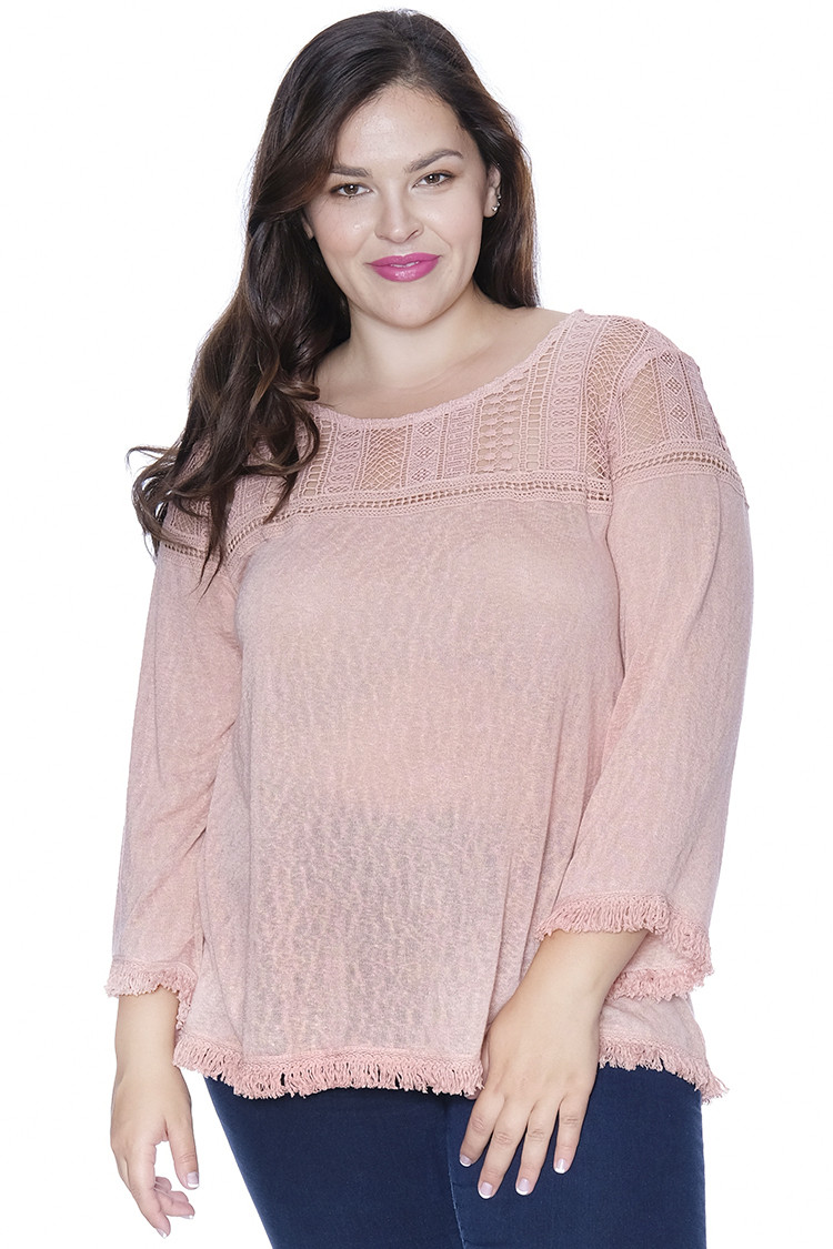 Plus Size Crochet Best Of Plus Size Crochet Shoulder top tops Of Gorgeous 50 Pictures Plus Size Crochet