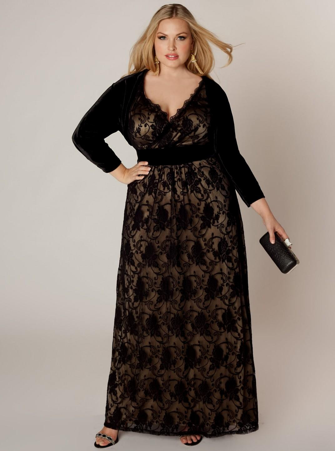 Plus Size Crochet Lovely Plus Size Crochet Dress Make You Chic with 8 Style Picture Of Gorgeous 50 Pictures Plus Size Crochet