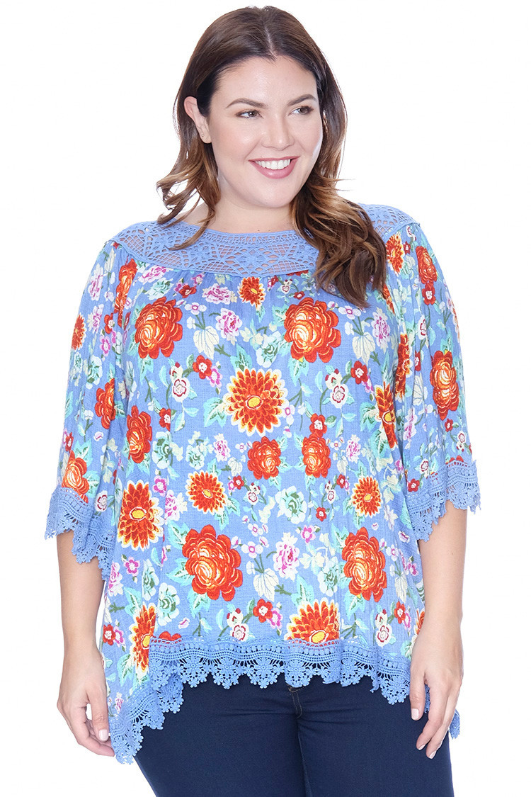 Plus Size Crochet Luxury Plus Size Crochet Handkerchief top tops Of Gorgeous 50 Pictures Plus Size Crochet