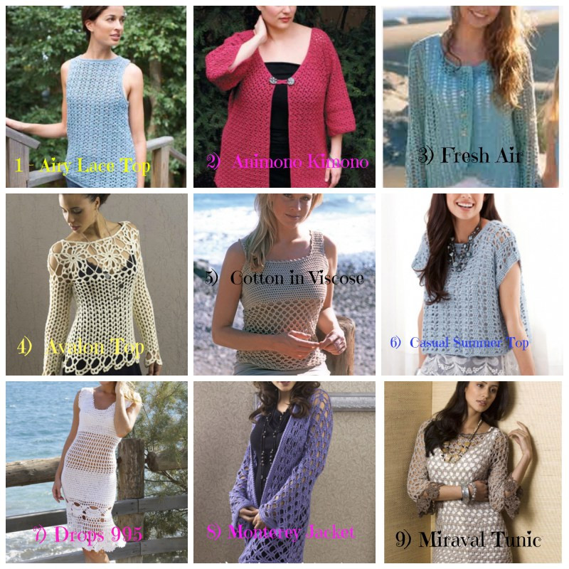 Plus Size Crochet New 25 Plus Size Free Crochet Garment Pattern Round Up All Of Gorgeous 50 Pictures Plus Size Crochet