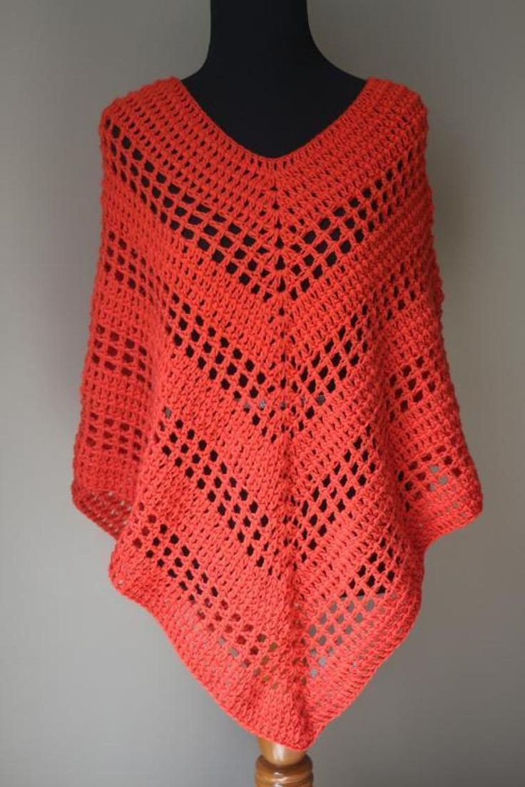 Poncho A Crochet Fresh 1067 Best Crochet Scarf Shawl & Sweater Images On Pinterest Of Lovely 49 Ideas Poncho A Crochet