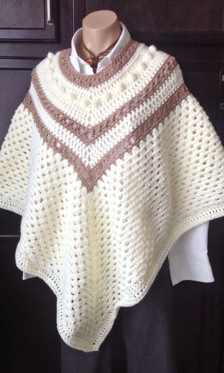518 best images about bluze crosetate si PONCHO on