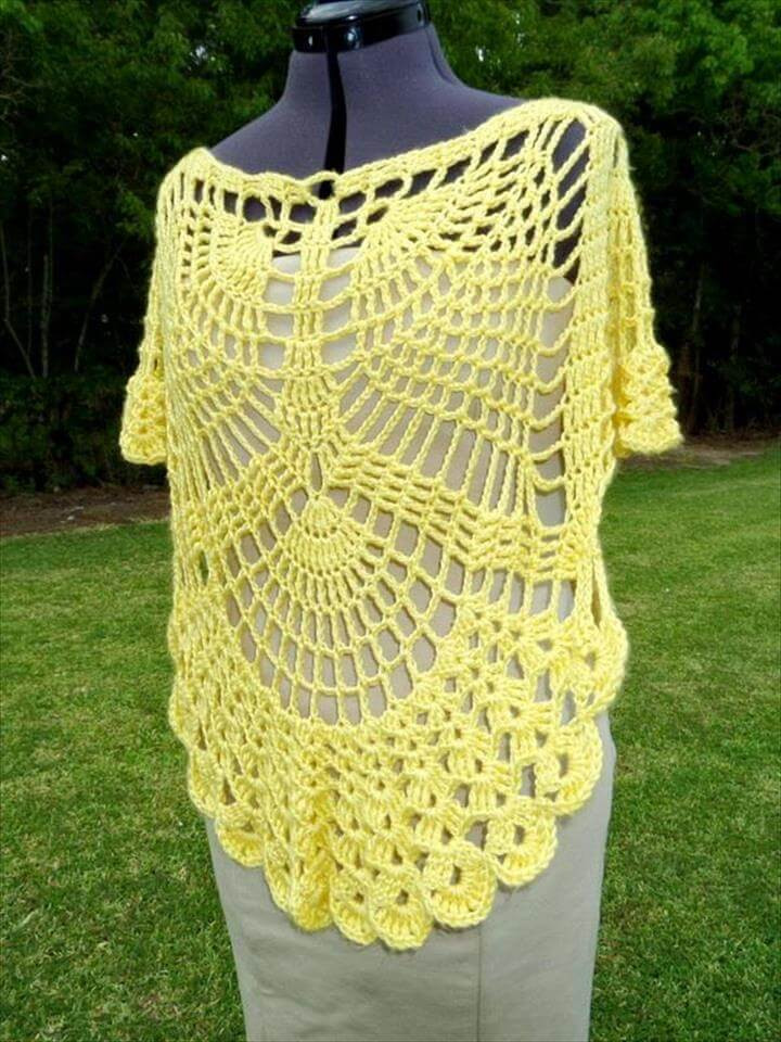 Poncho Crochet Pattern Luxury 24 Lots Inspiration Crochet Poncho Design Of Attractive 42 Ideas Poncho Crochet Pattern