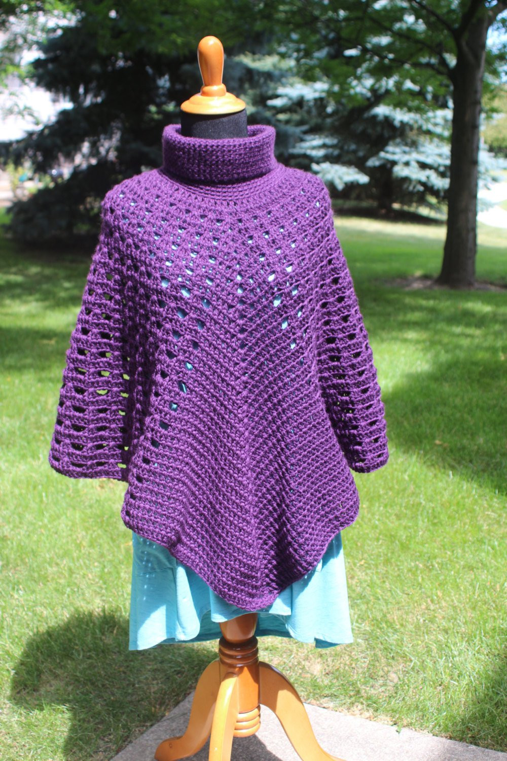 Poncho Crochet Pattern Luxury Turtleneck Poncho Pattern Crochet Poncho Pattern Boho Of Attractive 42 Ideas Poncho Crochet Pattern