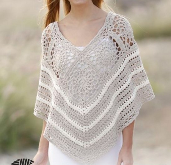 Poncho Crochet Pattern New 37 Creative Crochet Poncho Patterns for You Patterns Hub Of Attractive 42 Ideas Poncho Crochet Pattern