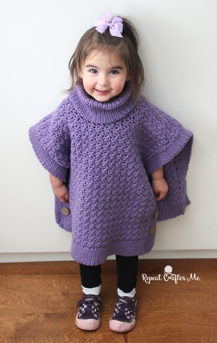 Poncho Crochet Pattern New Yarnspirations Crochet Poncho for You and Me and Giveaway Of Attractive 42 Ideas Poncho Crochet Pattern