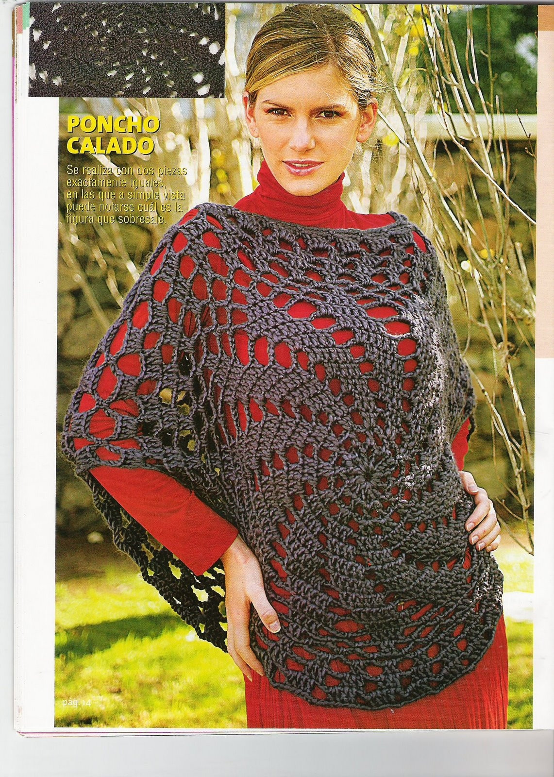 Ponchos A Crochet Best Of Poncho A Crochet Patrones Imagui Of Fresh 46 Photos Ponchos A Crochet