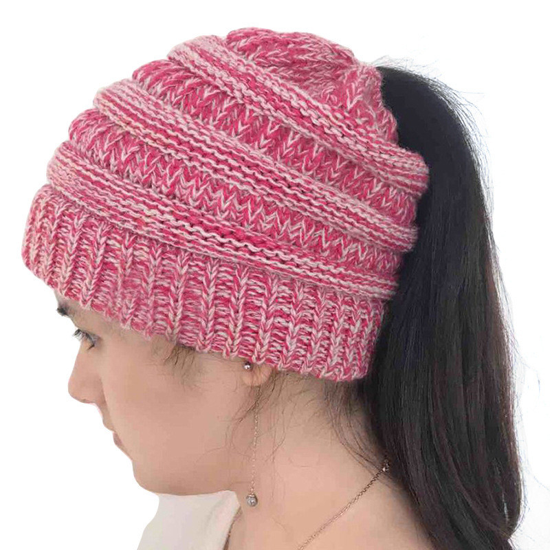 Ponytail Beanie Hat Beautiful 2017 Beanietail Messy High Bun Ponytail Stretchy Knit Of Amazing 48 Pictures Ponytail Beanie Hat