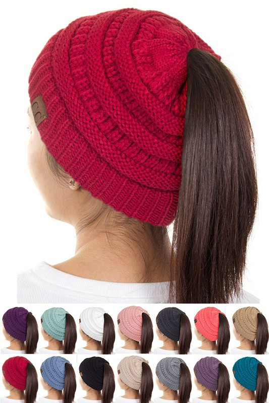 Ponytail Beanie Hat Beautiful Cc Beanie Hat with Open Ponytail Of Amazing 48 Pictures Ponytail Beanie Hat