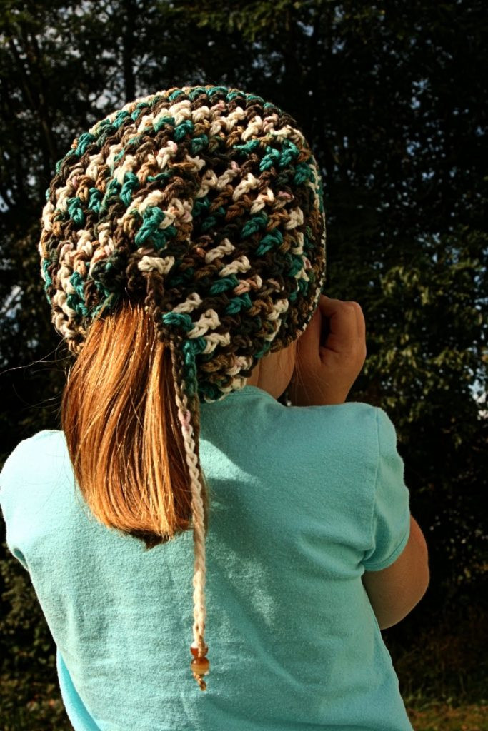 Ponytail Beanie Hat Inspirational the Best Free Crochet Ponytail Hat Patterns Aka Messy Bun Of Amazing 48 Pictures Ponytail Beanie Hat