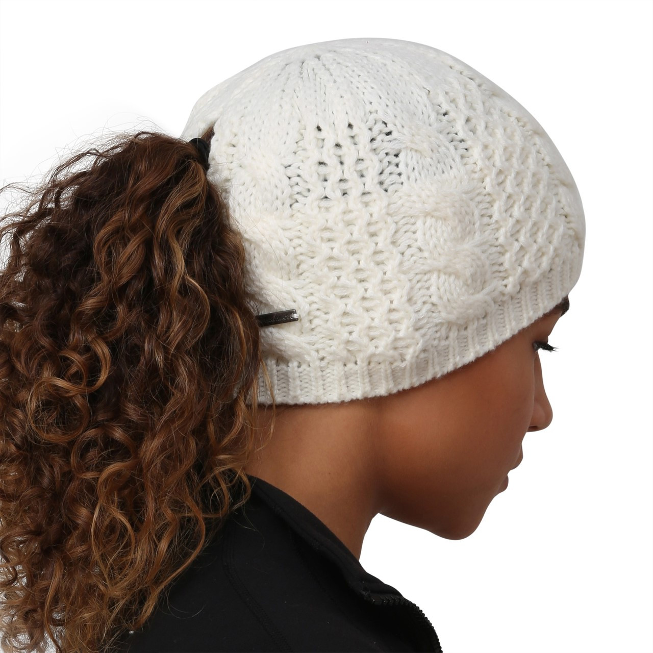Ponytail Beanie Hat Luxury Trailheads Women S Cable Knit Ponytail Beanie Wintry Of Amazing 48 Pictures Ponytail Beanie Hat