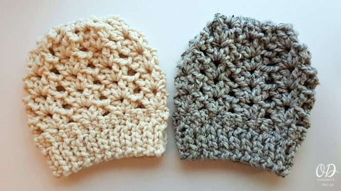 Ponytail Hat Pattern Beautiful Easy 40 Minute Free Crochet Hat Pattern with Video Of Wonderful 46 Pictures Ponytail Hat Pattern