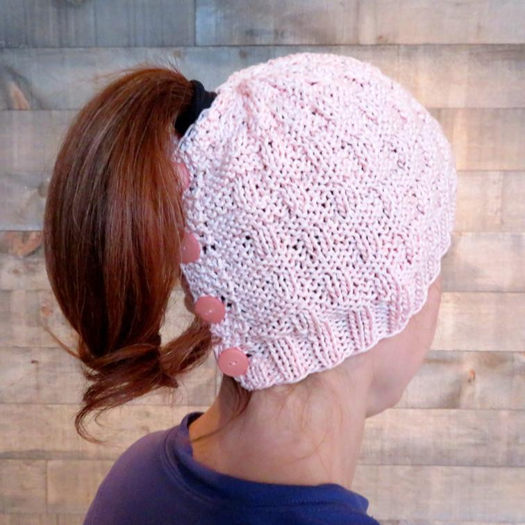 Ponytail Hat Pattern Best Of Knit Ponytail Hat Patterns Of Wonderful 46 Pictures Ponytail Hat Pattern