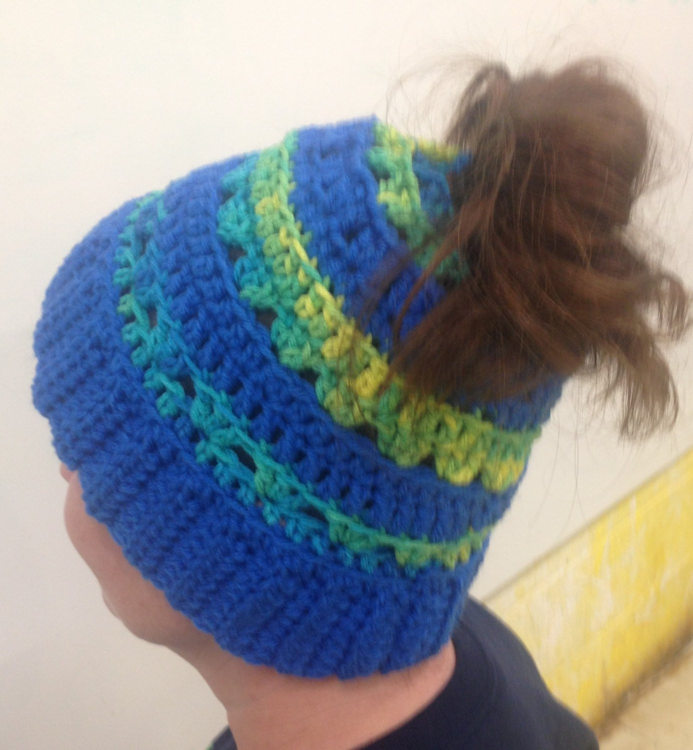 Ponytail Hat Pattern Elegant Crochet Ponytail Hat Pattern Of Wonderful 46 Pictures Ponytail Hat Pattern