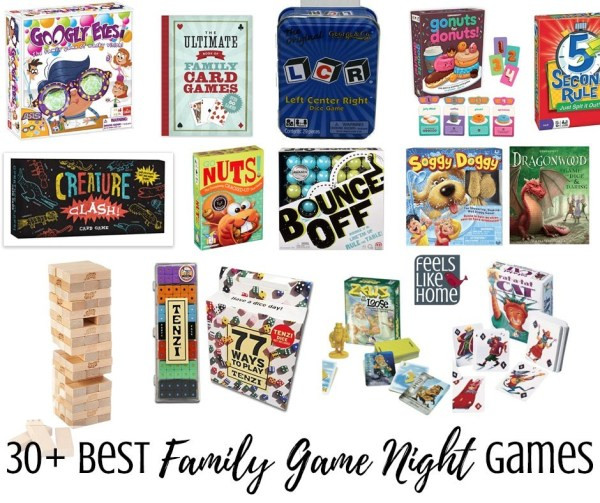 Popular Family Board Games Inspirational 30 Best Games for Family Game Night when You Have A Non Of Gorgeous 42 Pictures Popular Family Board Games