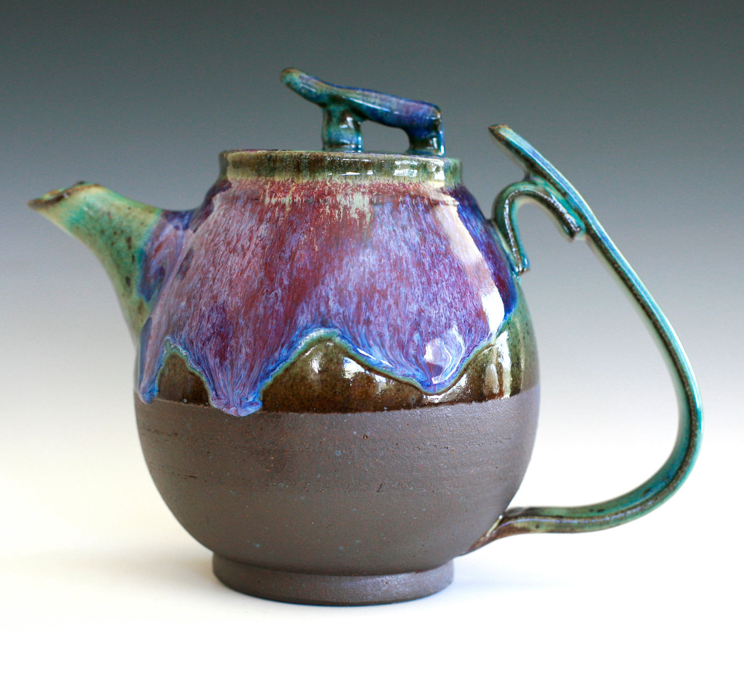 Pottery Clay Inspirational Bloom Of Lilac Teapot Handmade Stoneware Teapot Of Innovative 42 Ideas Pottery Clay