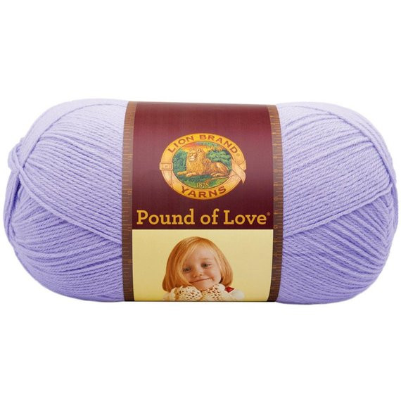 Pound Of Yarn Beautiful Lion Brand Pound Of Love Lavendar Baby Yarn Super soft Of Wonderful 44 Pics Pound Of Yarn
