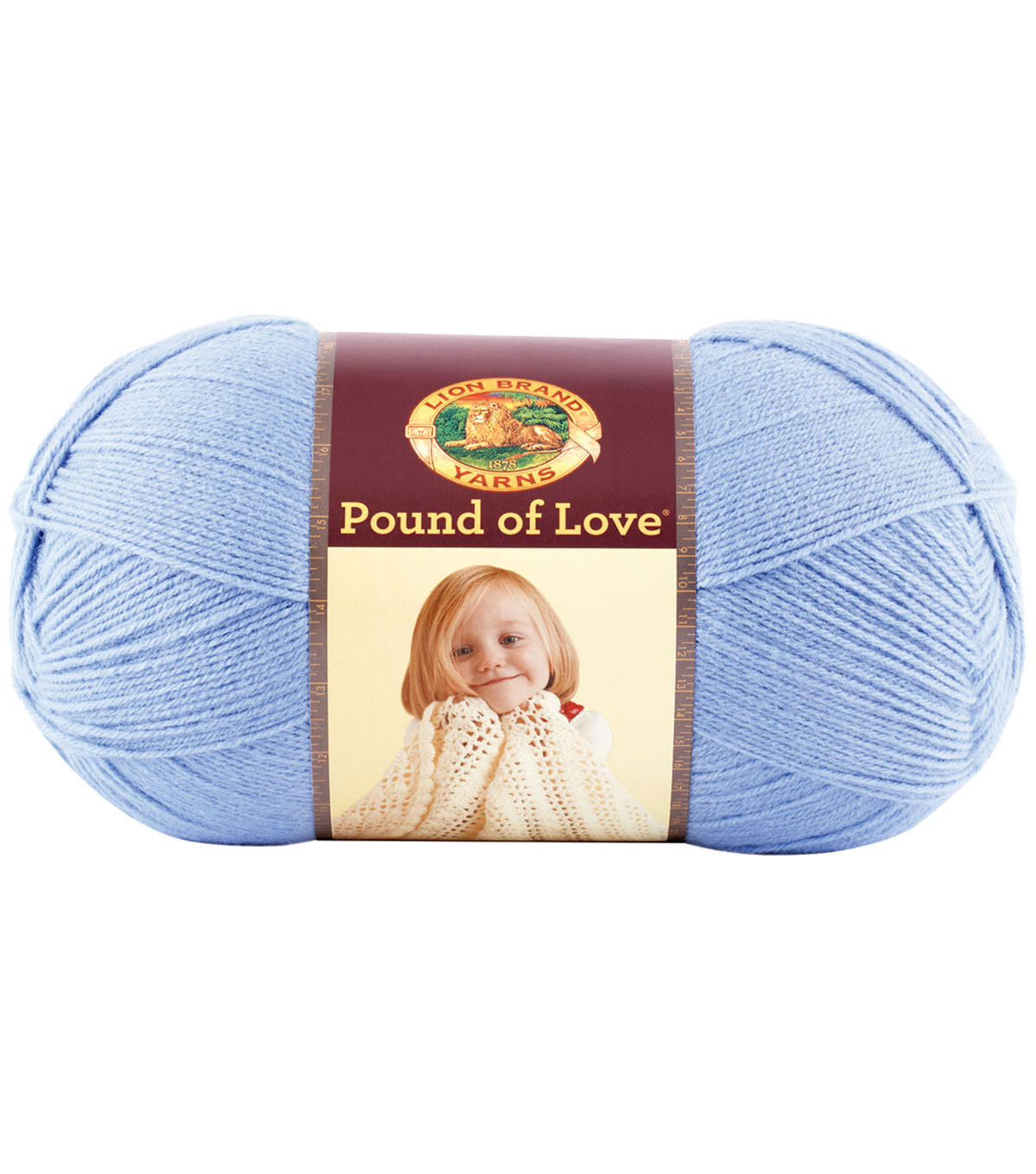 Lion Brand Pound of Love Yarn at Joann