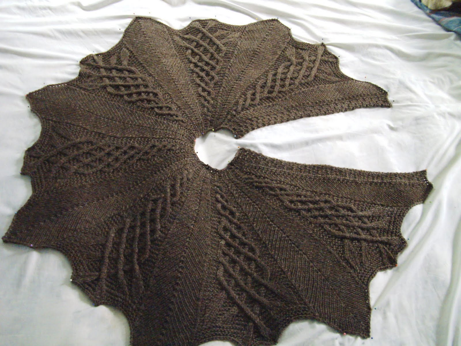 Prayer Shawl Patterns Inspirational Prayer Shawl Ministries Kathy Kelly Cabled Capelet Of Lovely 41 Pictures Prayer Shawl Patterns