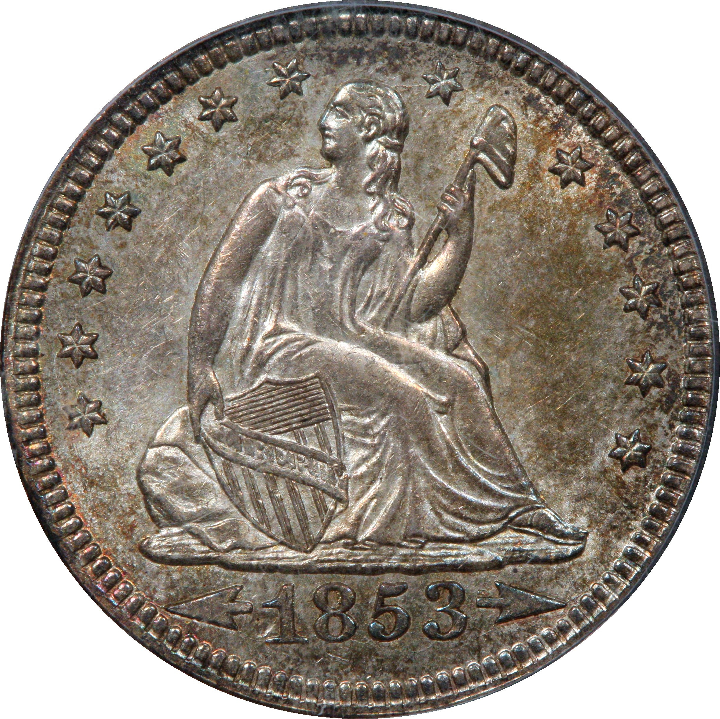 Gardner Collection Liberty Seated Quarter Business