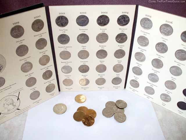 Quarter Collection Beautiful Collecting Pocket Change A Fun Way Collect Coins without Of Contemporary 50 Photos Quarter Collection