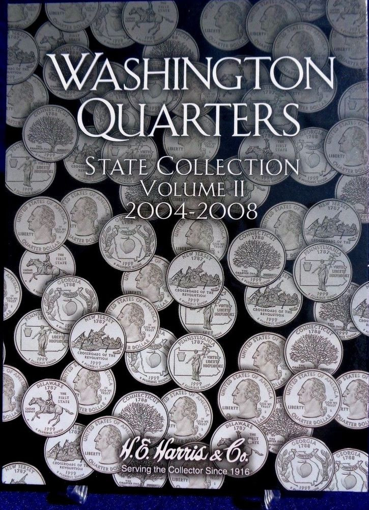 Quarter Collection Best Of He Harris Washington State Quarter Collection Vol 2 2004 Of Contemporary 50 Photos Quarter Collection