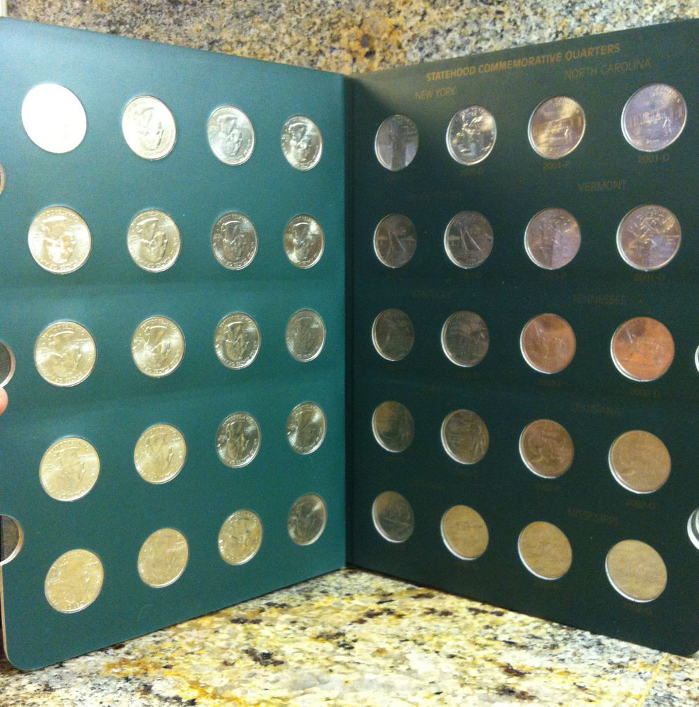 Quarter Collection Lovely 50 Statehood Quarters Collection Dc & Us Territories Of Contemporary 50 Photos Quarter Collection