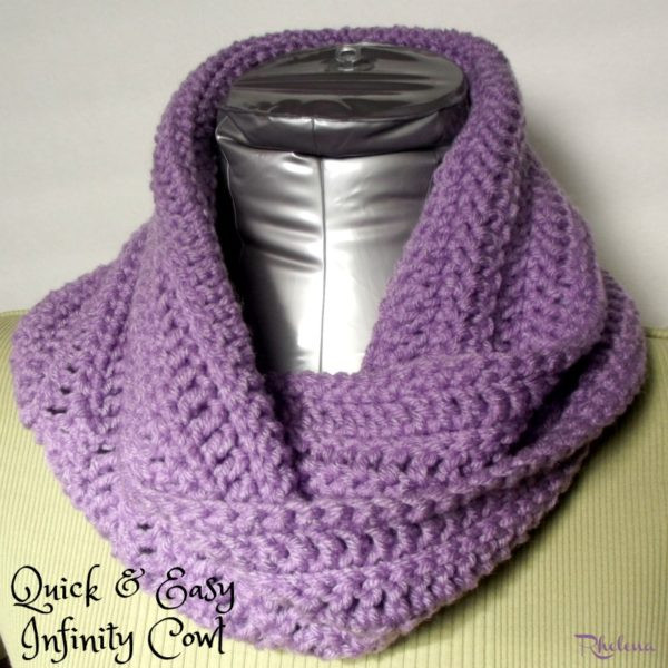 Quick and Easy Crochet Fresh Quick and Easy Infinity Cowl Crochetn Crafts Of Incredible 48 Pics Quick and Easy Crochet