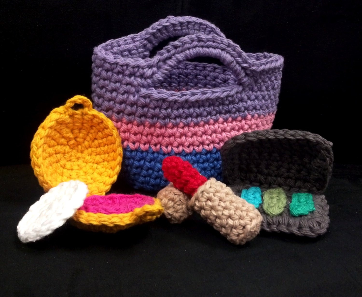 Quick and Easy Crochet Patterns Luxury Amigurumi Crochet Pattern Quick and Easy Make Up and Bag Of Fresh 47 Pictures Quick and Easy Crochet Patterns