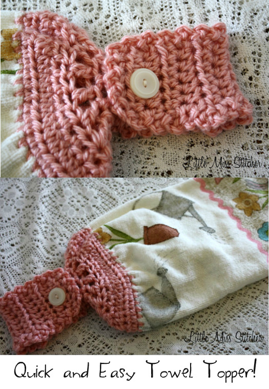 Quick and Easy Crochet Patterns Luxury Little Miss Stitcher Quick and Easy Crochet towel topper Of Fresh 47 Pictures Quick and Easy Crochet Patterns