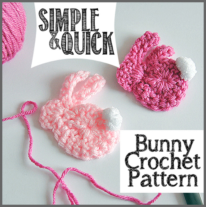 Quick and Easy Crochet Patterns New Simple & Quick Bunny Crochet Pattern Sparkles Of Sunshine Of Fresh 47 Pictures Quick and Easy Crochet Patterns