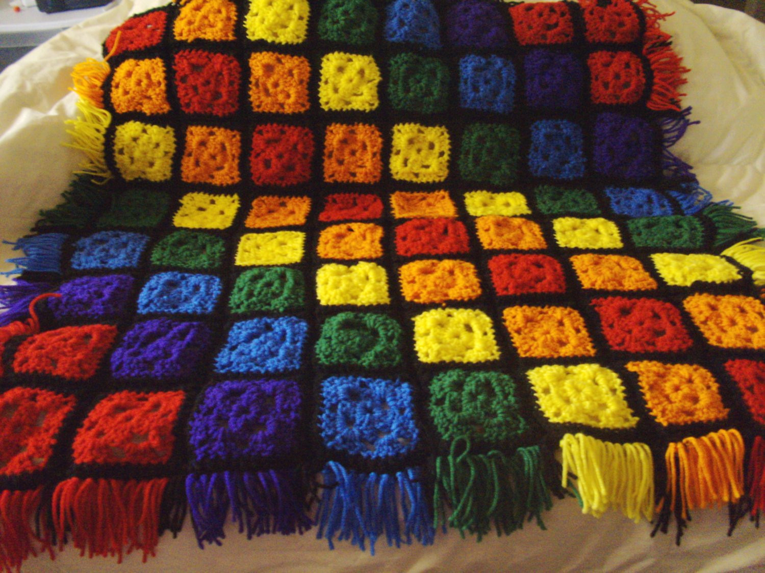 Rainbow Baby Blanket Fresh Rainbow Baby Granny Square Blanket Of Charming 42 Ideas Rainbow Baby Blanket