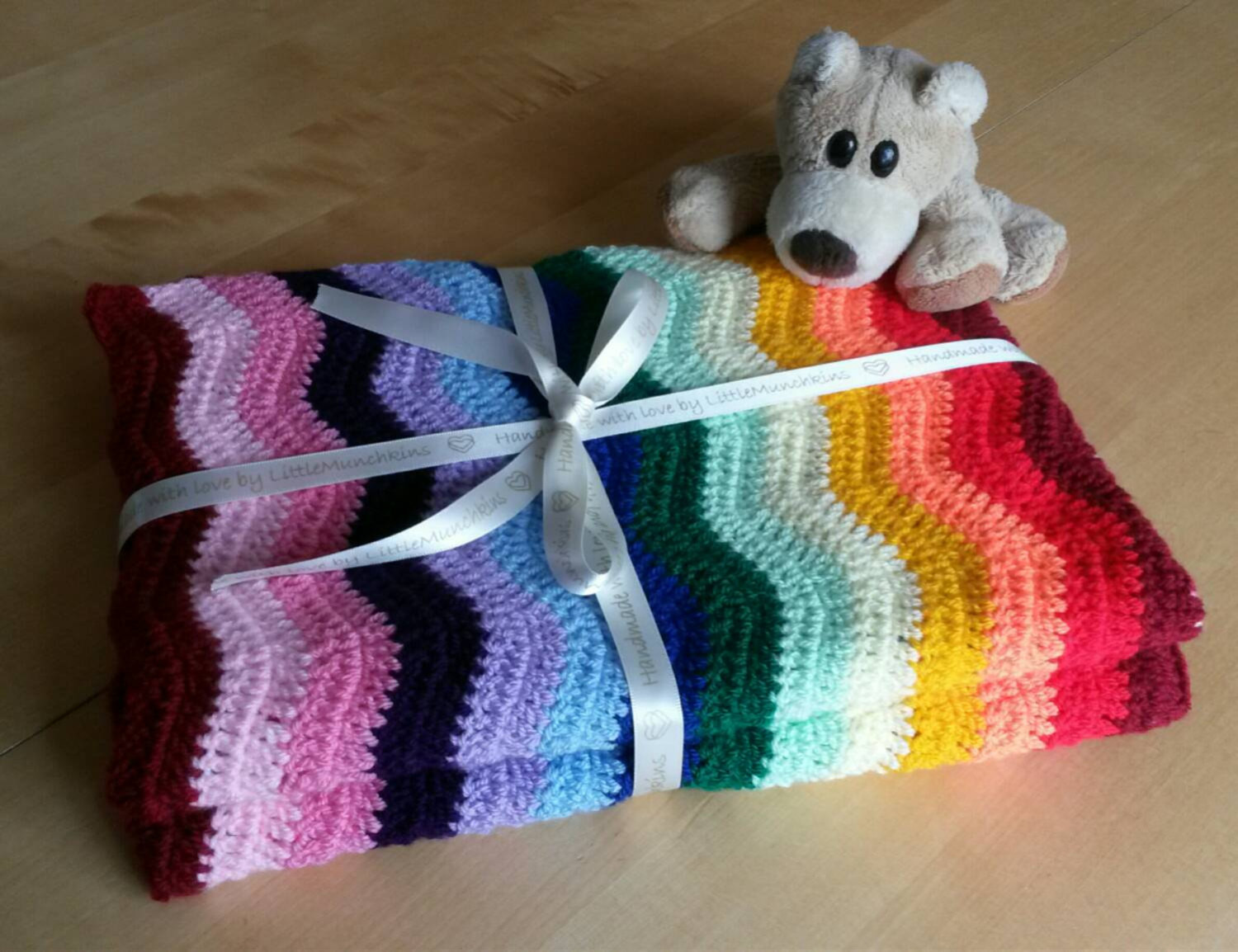 Rainbow Baby Blanket Inspirational Rainbow Baby Blanket Crochet Ripple Blanket Afghan Baby Of Charming 42 Ideas Rainbow Baby Blanket
