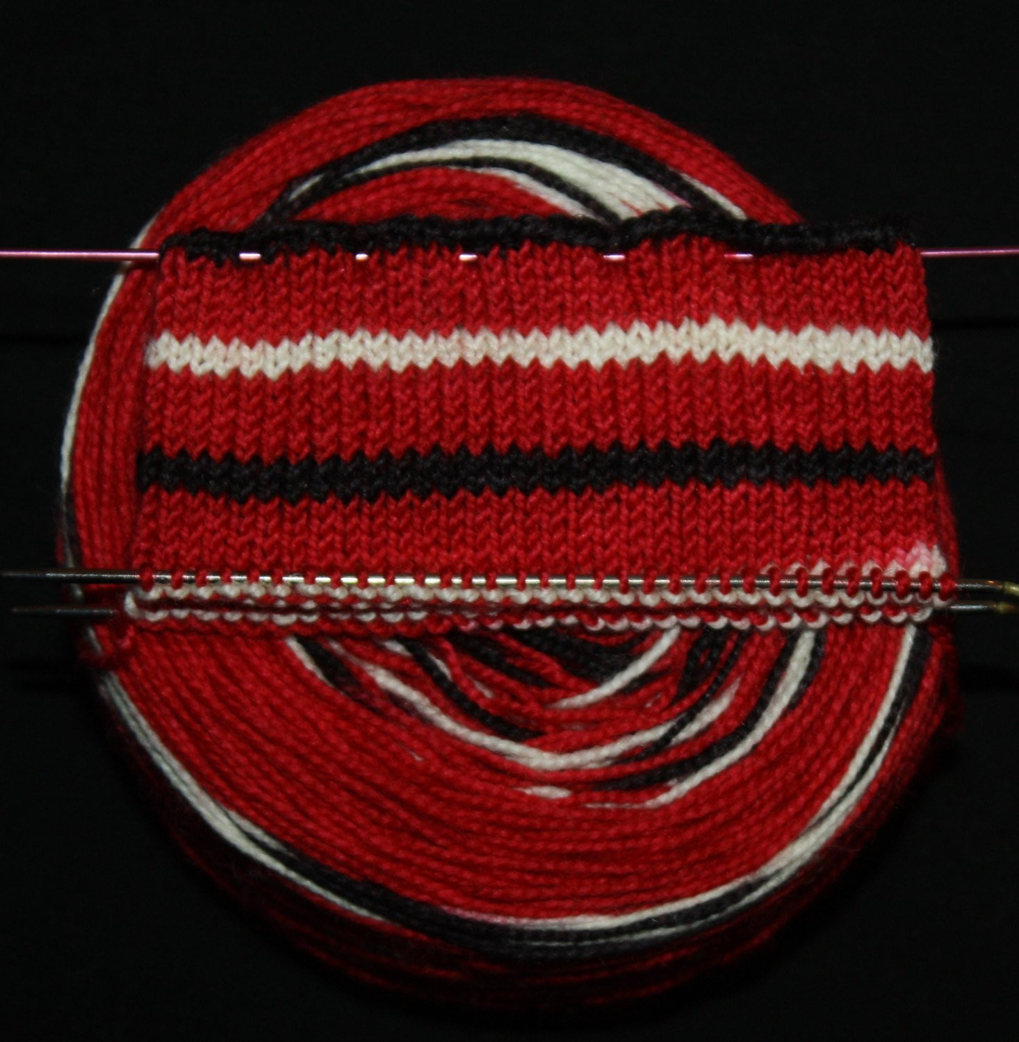 Red and Black Yarn Awesome Self Striping sock Yarn Red White Black Hand Dyed Of Lovely 45 Images Red and Black Yarn
