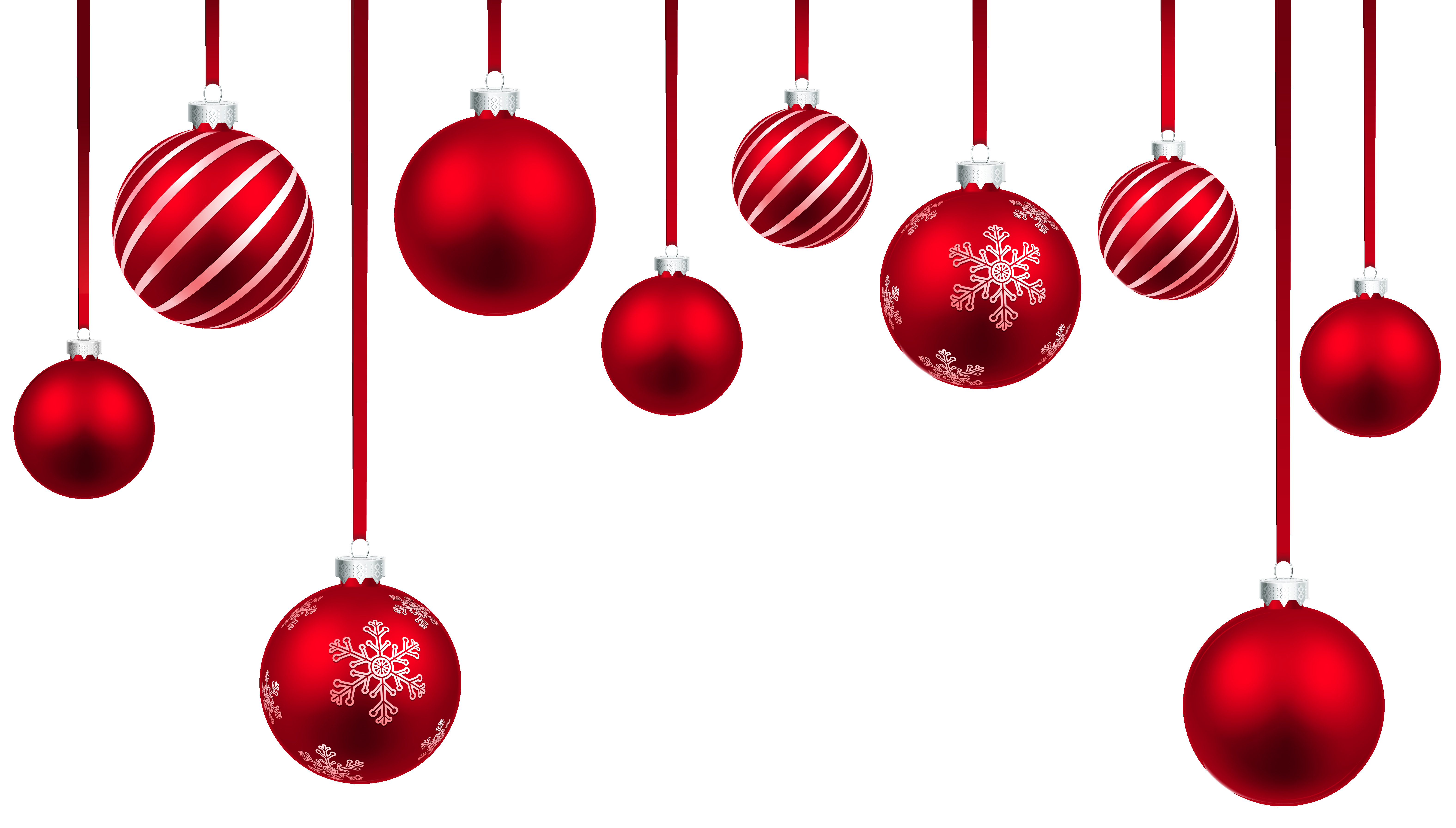 Red Christmas Balls Awesome Red Christmas Hanging Balls Decor Png Clipart Image Of Luxury 40 Pictures Red Christmas Balls
