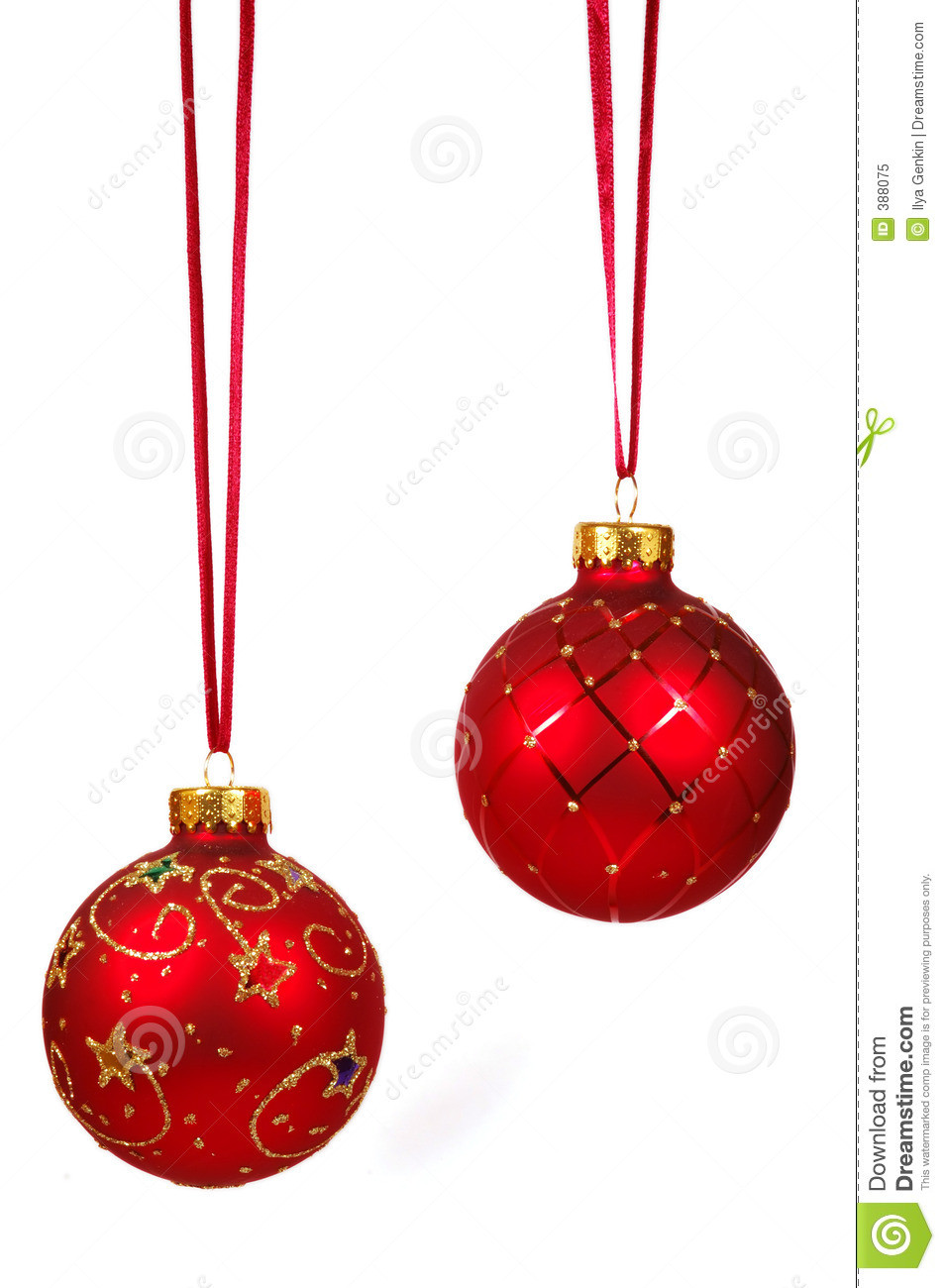 Red Christmas Balls Awesome Two Red Christmas Balls A Red Ribbon Stock Image Of Luxury 40 Pictures Red Christmas Balls