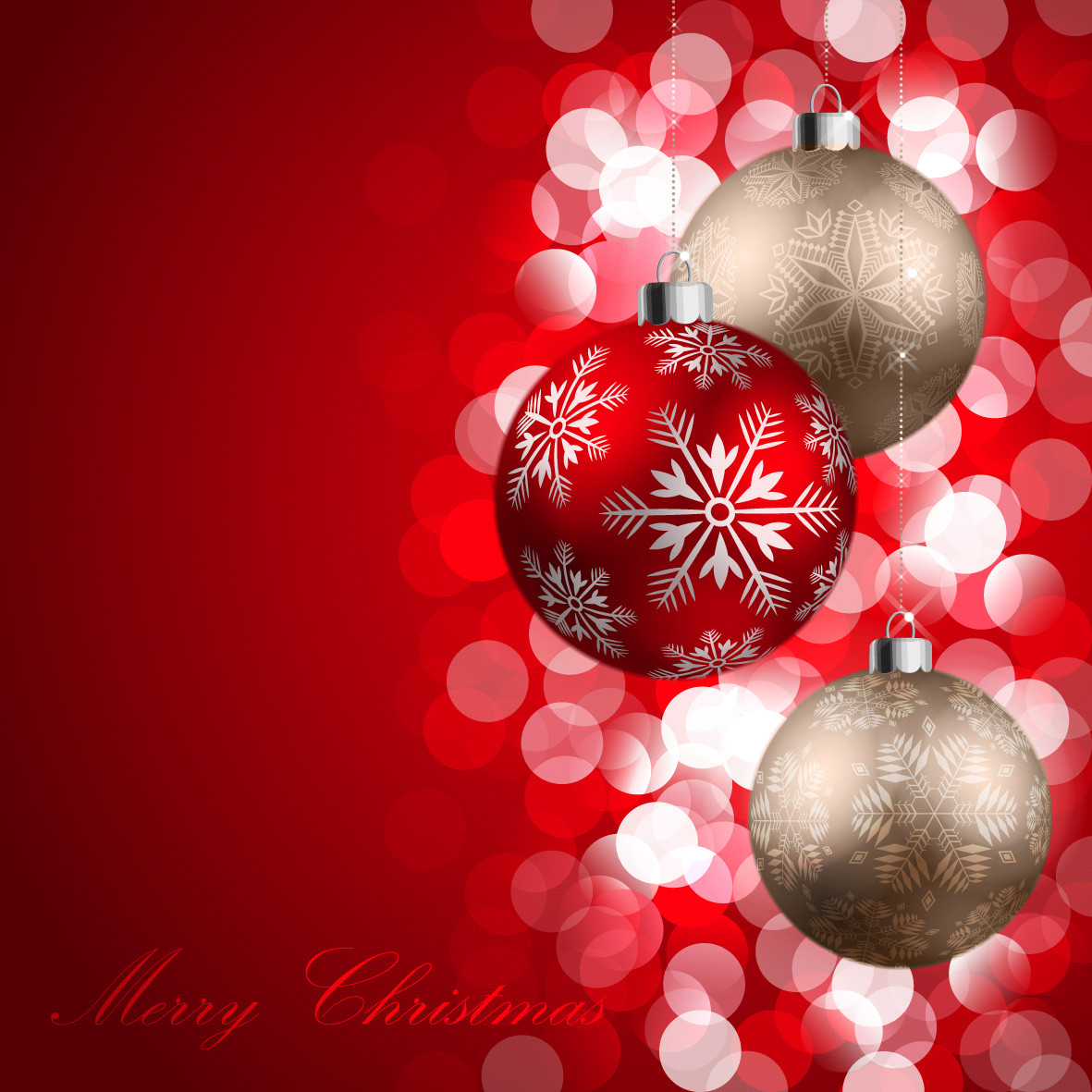 Red Christmas Balls Beautiful Merry Christmas Red Background with ornaments Of Luxury 40 Pictures Red Christmas Balls