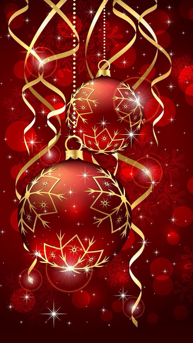 Red Christmas Balls Lovely Red Christmas Ball ornaments Wallpaper Free iPhone Of Luxury 40 Pictures Red Christmas Balls