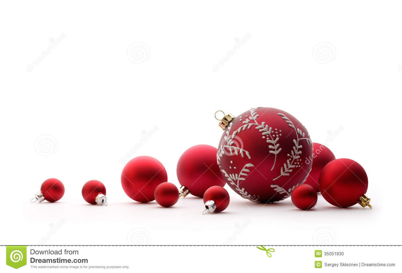 Red Christmas Balls Luxury Red Christmas Balls Stock Photo Image Of Shiny Nobody Of Luxury 40 Pictures Red Christmas Balls