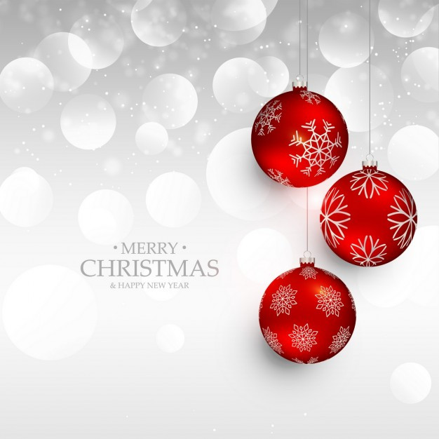 Red Christmas Balls Luxury Silver Background with Red Christmas Balls Vector Of Luxury 40 Pictures Red Christmas Balls