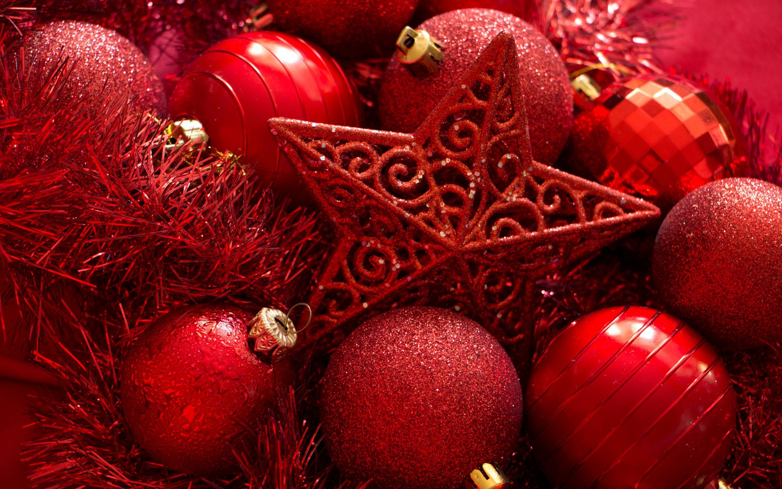 Red Christmas Balls New Red Christmas Decoration Hd Desktop Wallpaper Widescreen Of Luxury 40 Pictures Red Christmas Balls